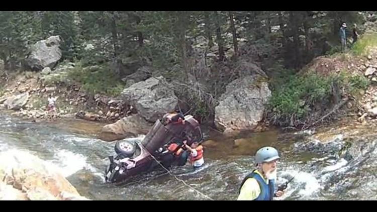 BCSO rescue