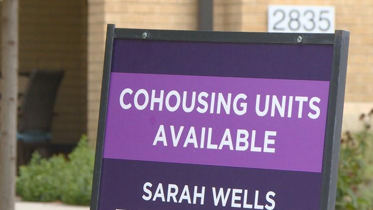 Finding community through cohousing