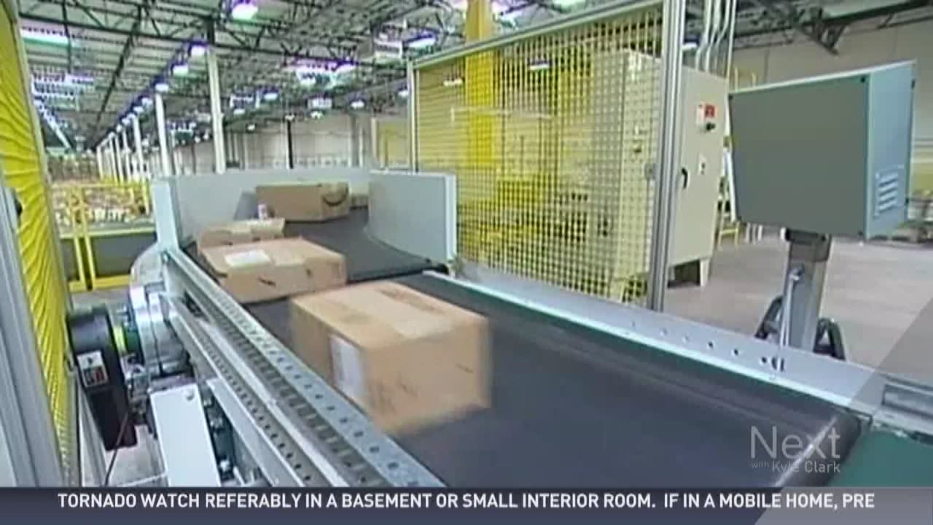 9 things to know about the amazon robotics facility coming to thornton 9news com big amazon center opening in thornton