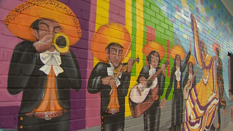 Westwood Murals