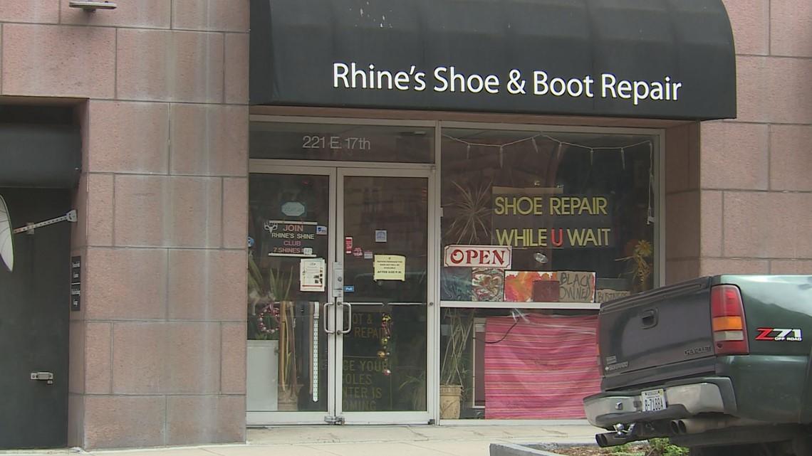 shoe repair near me open today