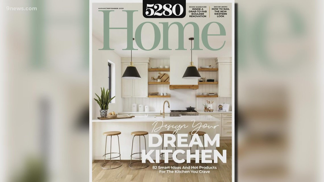 Latest issue of 5280 Home gives ideas for building your dream kitchen