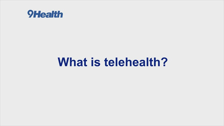 Telehealth explained