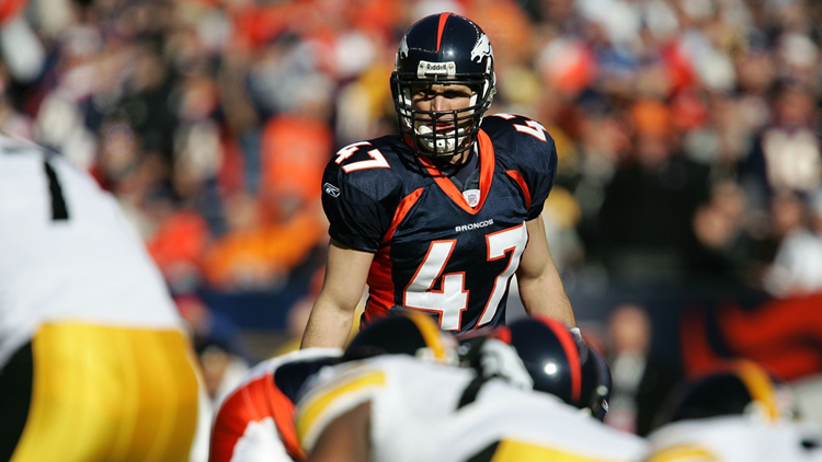John Lynch afc championship 2005  GETTY