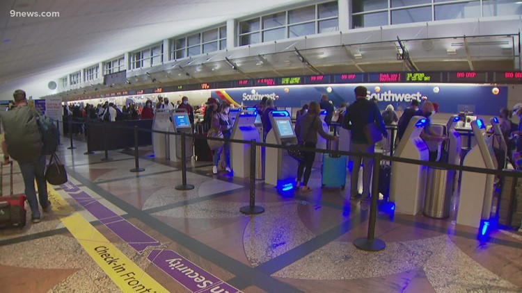 Southwest working to rebook flights after more cancellations Tuesday