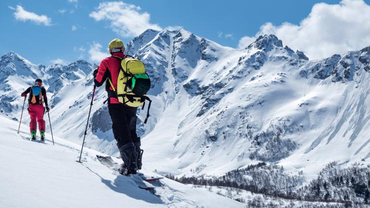 Pandemic could lead to record-busy backcountry this winter