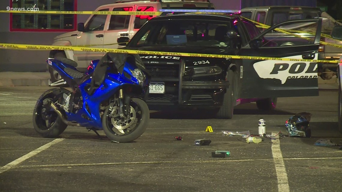Colorado Springs officer shot, police looking for suspect