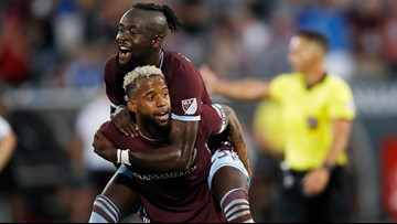 Rubio, Acosta lead Rapids to 2-1 win over Earthquakes