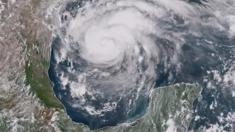 Hurricane Harvey The Anatomy Of The Storm 9news