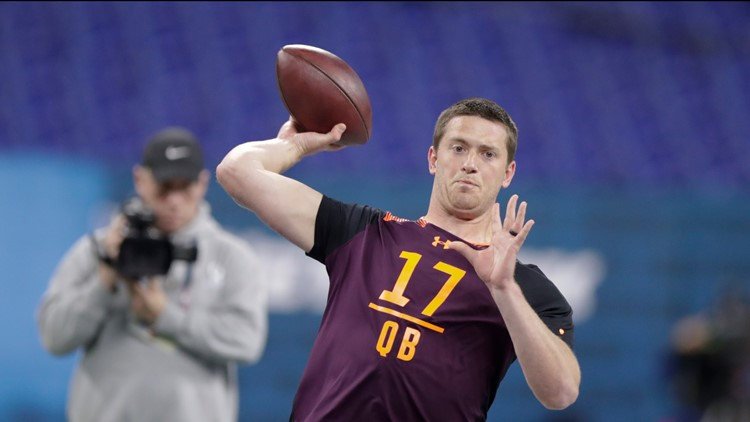 Broncos draft preview: Quarterbacks | 9news com