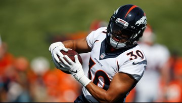 For Phillip Lindsay, home is where the energy is (and his bed)