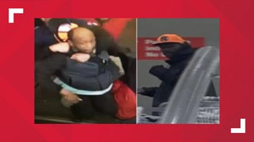 Edgewater police looking for man accused of assaulting Target employees