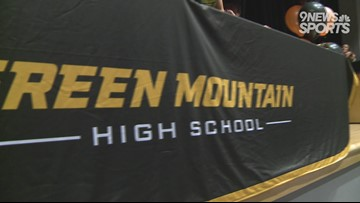 Unique sport athletes commit at Green Mountain on Signing Day