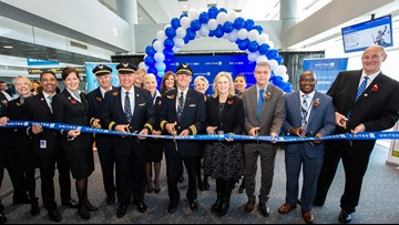 United launches nonstop service from DIA to Frankfurt