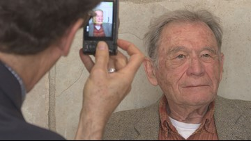Couple photographs Holocaust survivors, starts organization to offer financial aid