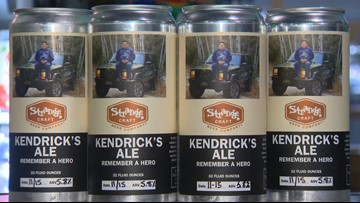Denver brewery unveils beer in honor of Kendrick Castillo