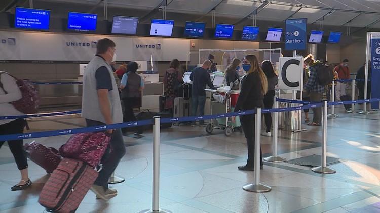 Business Brief: DIA seeing a rebound in air travel