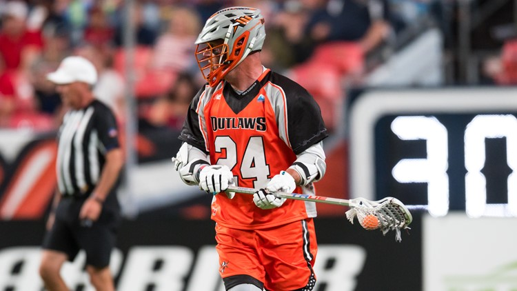 Denver Outlaws John Grant Jr.