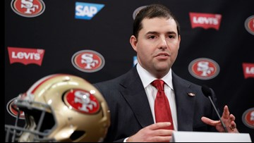 49ers owner Jed York speaks to youthful challenges Brittany Bowlen will one day encounter.