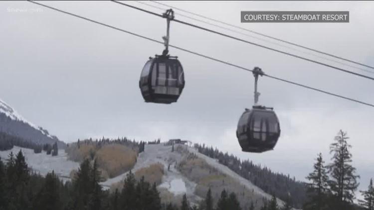 Steamboat Ski Resort debuts fastest eight-person gondola in North America