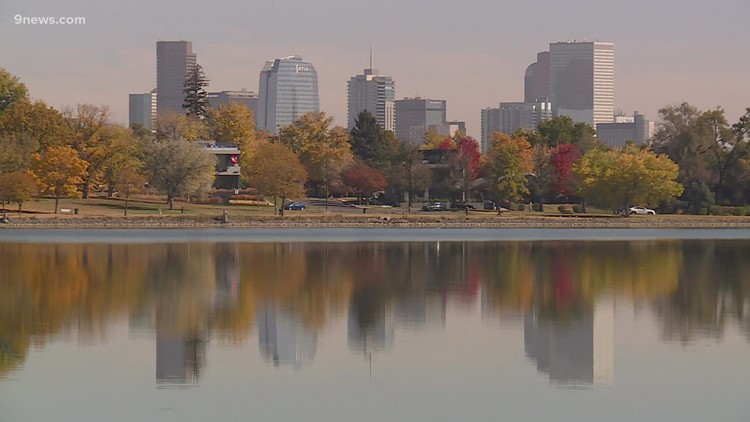 Denver sees unusual 80-degree late October day