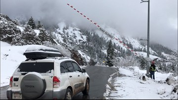 Red Mountain Pass opens following 2-week closure