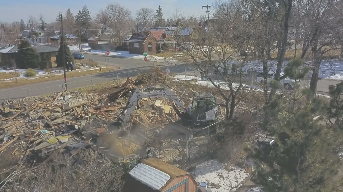 1 year later: Site of record hoarding case demolished, death investigation remains open and active