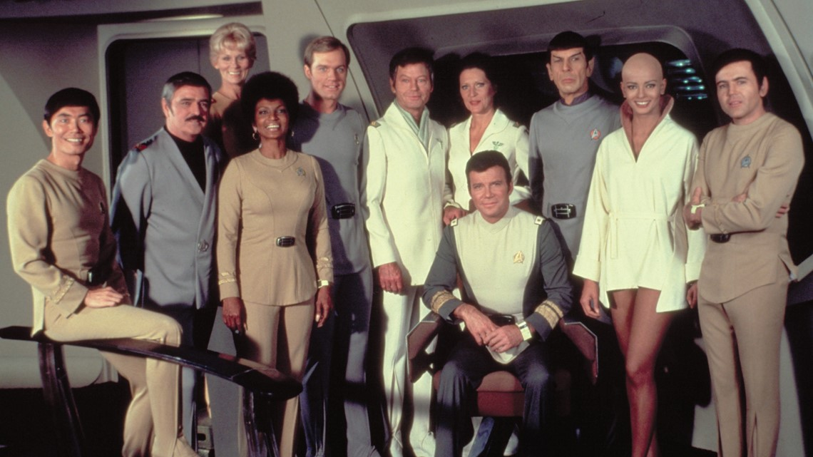 Cast of 'Star Trek: The Motion Picture' movie