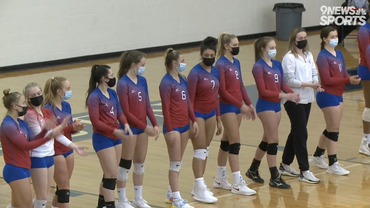 No. 2 Cherry Creek volleyball sweeps Mullen to move to 10-1