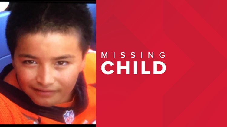 Boulder Police looking for missing child