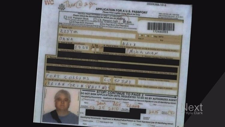 Dana Zzyym, a veteran, grew up as a boy and attempted life as a woman during adulthood. Ultimately, Dana says they do not identify as male or female, but those are the only two options on a U.S. passport application.