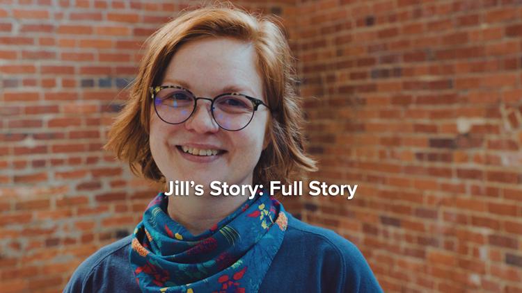 My story of strength: Jill Cain