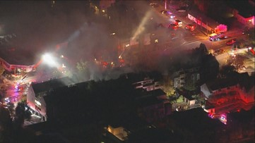 WATCH LIVE: Boulder Fire-Rescue working large apartment fire