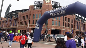 BLOG: What we saw downtown on Opening Day