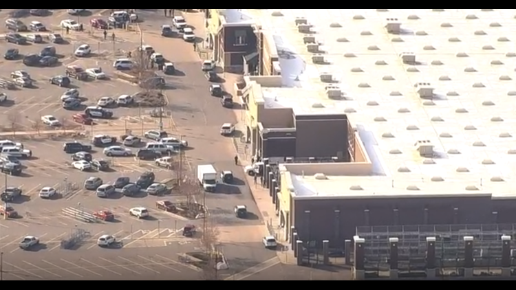 Broomfield Police responding to active shooter situation at Walmart