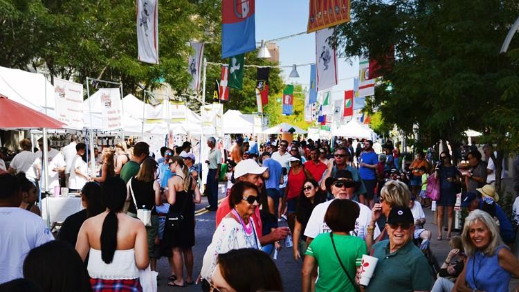 15th annual Festival Italiano