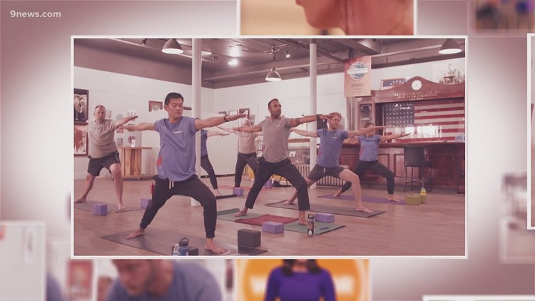 Comeback Yoga offers free courses for veterans