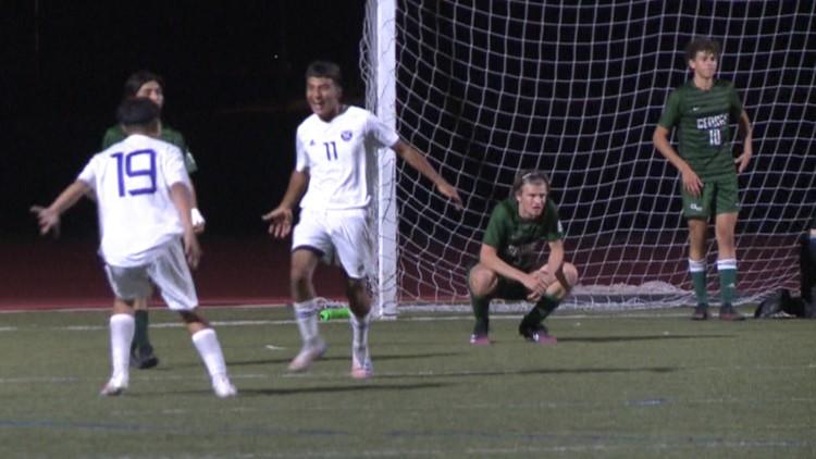 Denver North soccer edges George Washington in 2OT