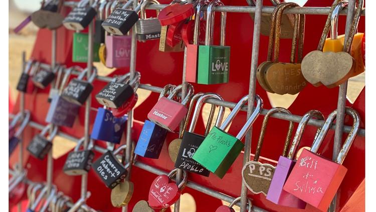 Loveland love locks