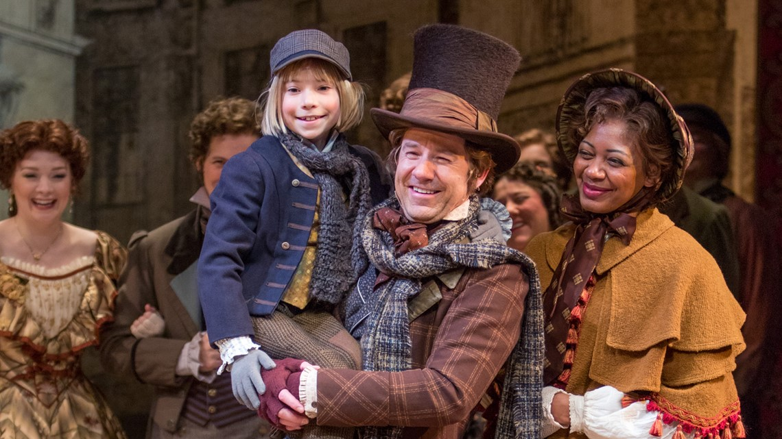 PHOTOS | Denver Center's 'A Christmas Carol'