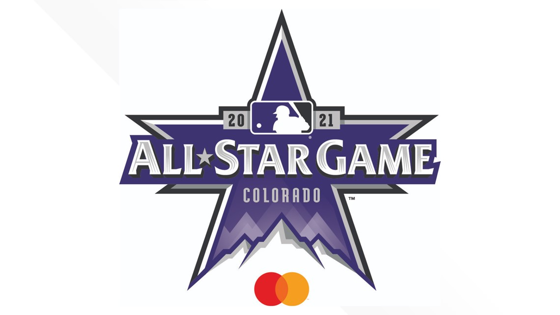 Here's official logo of the 2021 MLB All Star Game in Colorado | 9news.com
