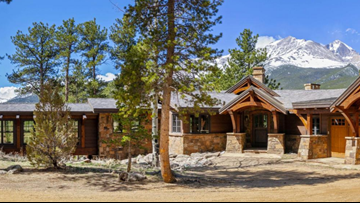 $14.9M ranch near Longs Peak offers a chance to buy a piece of Colorado history
