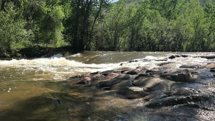 Water activity is once again allowed on Clear Creek in Golden