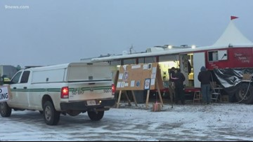 Decker Fire 100% contained following snowstorm