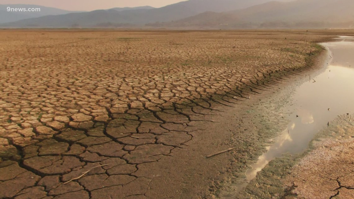 Colorado's drought: One state, 2 completely different situations