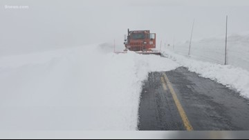 Trail Ridge Road reopens in Rocky Mountain National Park
