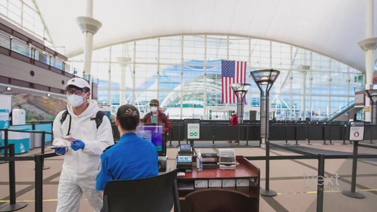 DIA passenger traffic last year dropped to its lowest this century