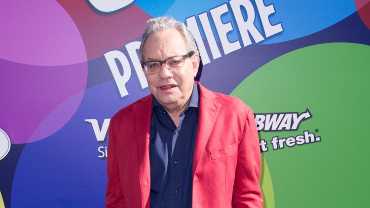 "LA Premiere Of ""Inside Out"" - Red Carpet Lewis Black"