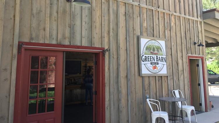 Green Barn Fruit Co.
