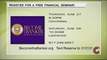 Become the Banker - June 21, 2019